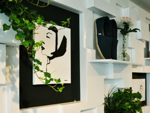 Restyling Charlie+Mary Concept Store